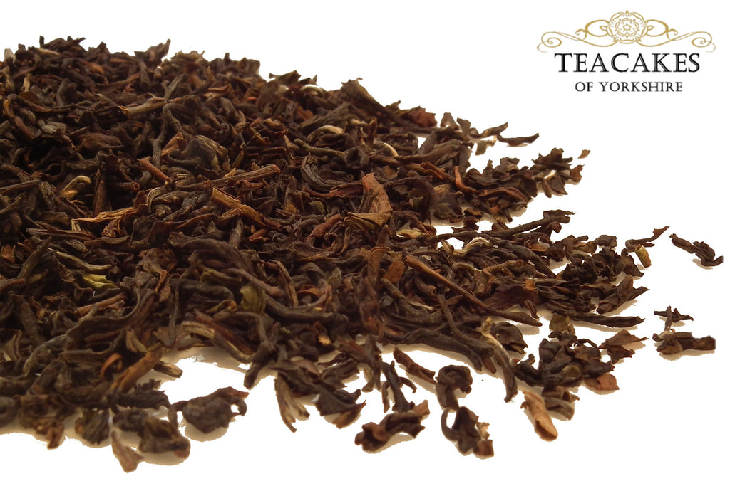 Margarets Hope Tea Loose Leaf Darjeeling 1kg 1000g - TeaCakes of Yorkshire