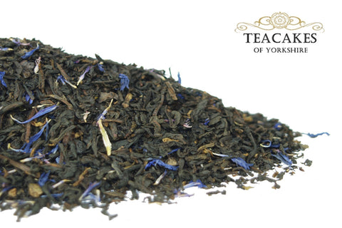 Decaffeinated Earl Grey Tea Loose Leaf Various Sizes - TeaCakes of Yorkshire