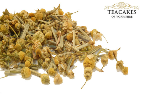 Camomile Lemongrass 1kg 1000g (4x250g) Herbal Infusion - TeaCakes of Yorkshire