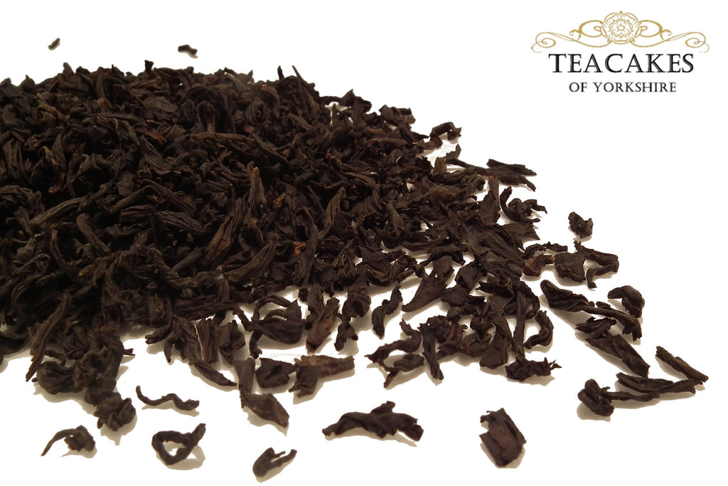Lapsang Souchong Tea Black Loose Leaf 1kg 1000g - TeaCakes of Yorkshire