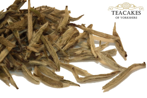 Peony White Needle Tea Loose Leaf Various Options - TeaCakes of Yorkshire