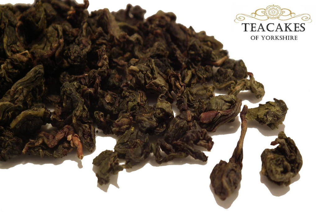 Milk Oolong Tea Loose Leaf Quangzhou 250g - TeaCakes of Yorkshire