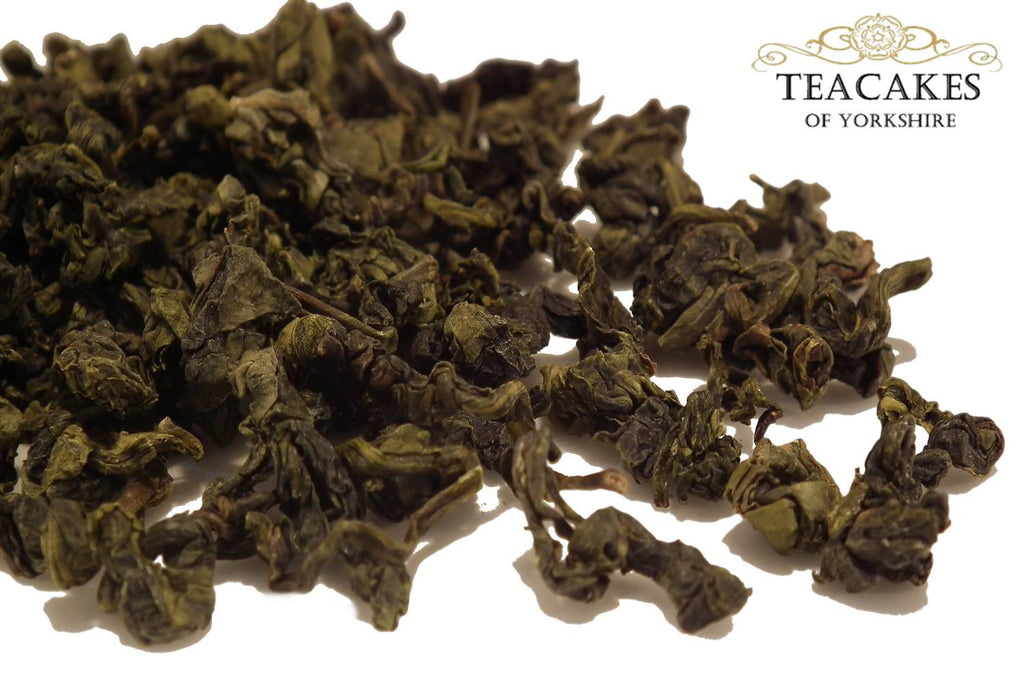 Queens China Oolong Tea Rolled Loose Leaf 250g - TeaCakes of Yorkshire