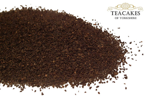 Black Decaffeinated Tea TeaCakes Own Blend Various Sizes - TeaCakes of Yorkshire