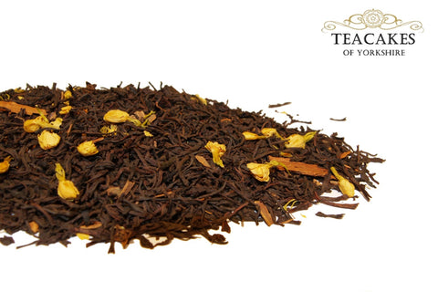 Black Tea Christmas Mulled Spice Loose Leaf Options - TeaCakes of Yorkshire