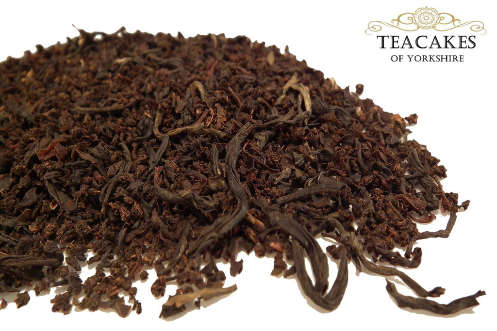 Black Loose Leaf Tea 1kg 1000g TeaCakes Own - TeaCakes of Yorkshire
