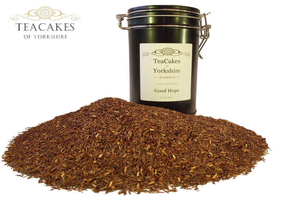 Rooibos Tea (redbush) Gift Caddy Good Hope 100g - TeaCakes of Yorkshire