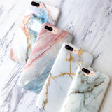 Cracked Marble iPhone 7 PLUS Case