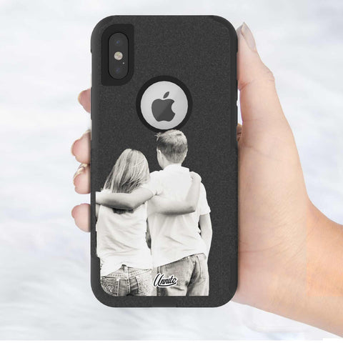 Create your own Custom iPhone Case - Black