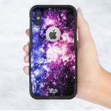 Nebula Space Hybrid Case for iPhone - Black Case