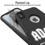 ADHD Hybrid Case for iPhone - Black Case