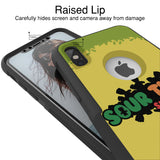 Sweet Then Sour Hybrid Case for iPhone - Black Case