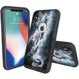 Nebula World Hybrid Case for iPhone - Black Case