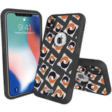 Pods Hybrid Case for iPhone - Black Case