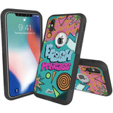 Fresh Princess Hybrid Case for iPhone - Black Case