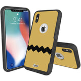 Charlie Hybrid Case for iPhone - Black Case