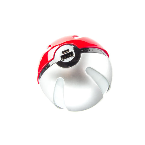 Pokemon Pokeball Power Bank 10000 MAH Portable Charger For IOS Android Phones