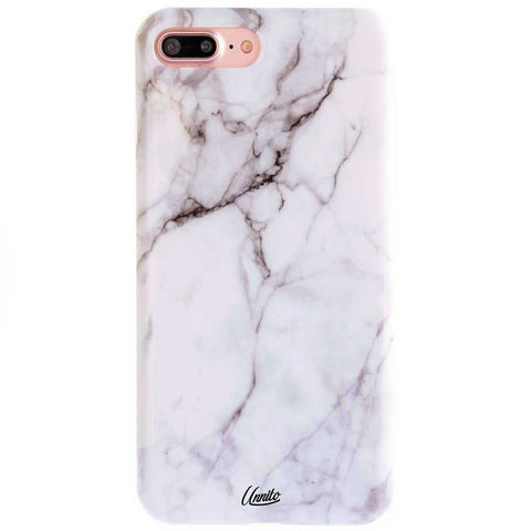 White Marble iPhone 6 Soft Case