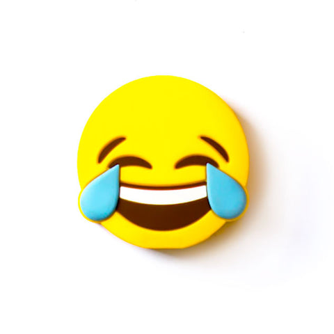 Laughing Emoji Face Power Bank 2600 MAH  Portable Charger For IOS Android Phones