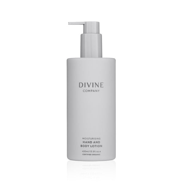 The Divine Company - Moisturising Hand Lotion 400ml