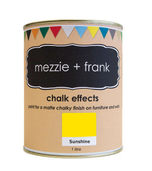 Sunshine - Chalk Paint