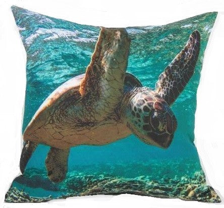 Turtle Cushion Cover  45 x 45 cms
