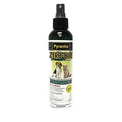 Pyranha Zero- Bite Natural Insect Repellent