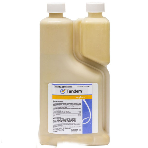 Tandem Insecticide