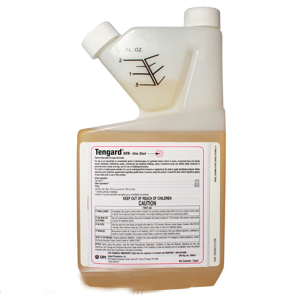 Tengard SFR Termiticide and Insecticide