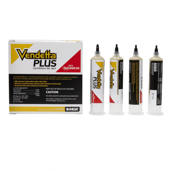 Vendetta Plus Cockroach Gel Bait
