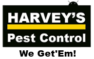 HARVEY'S Pest Control