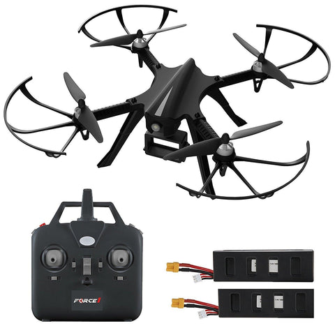 F100 Brushless Go Pro Compatible Drone