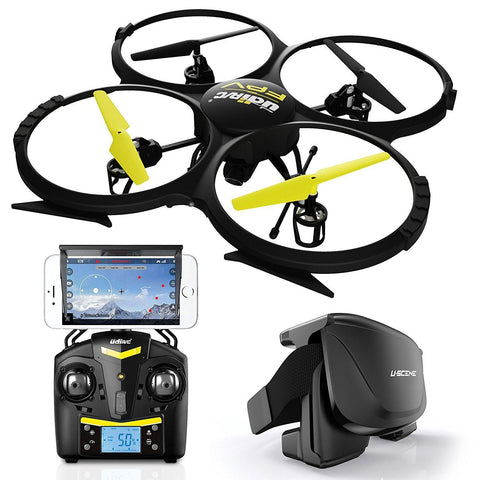 U818A Wifi FPV Drone HD Camera VR Headset (REFURBISHED)