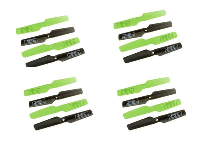 Propeller Blades for U818A HD+ Black and Green