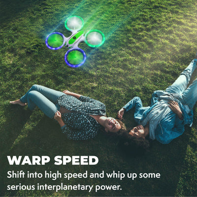 UFO 3000 Mini LED RC Drone with Extra Stunt Drone Battery