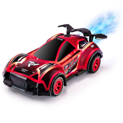 Fog Racer LED RC Car with Interchangeable Shells - Force1RC