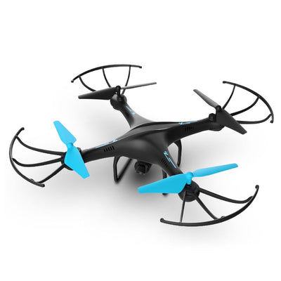 U45WF Blue Jay WiFi FPV Drone with Camera HD VR Drone with 2 Batteries - Force1RC