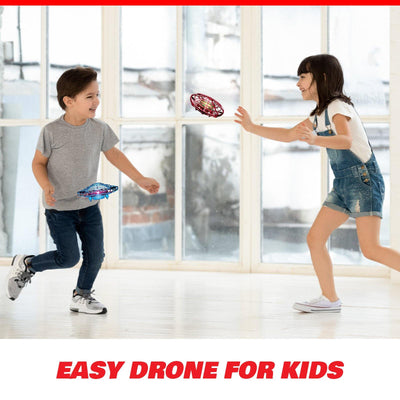 2pk Scoot Duo Flying Ball Drones with Motion Sensor Technology