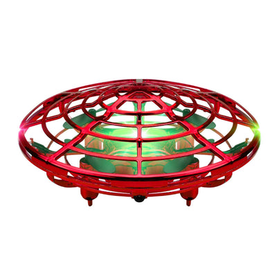 Scoot Drone - Hand Operated Indoor Flying UFO Toy (2 colors) - Force1RC