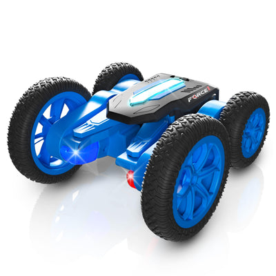 Tornado RC Stunt Car with LED Lights - Force1RC