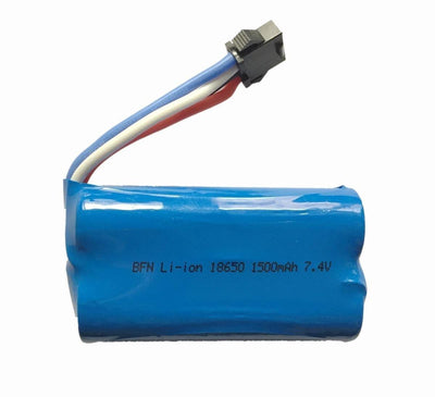 7.4v 1500mah Lipo Battery for UDI U002 Boat