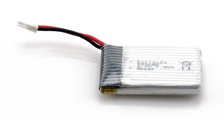 Genuine X5C and U45 Quadcopter Rechargeable Battery (3.7V, 500mAh LiPo)