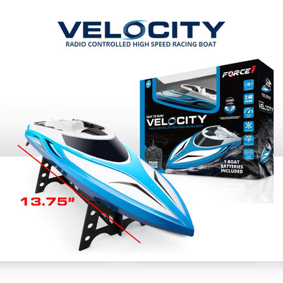 H102 Velocity Remote Control Boat - Force1RC