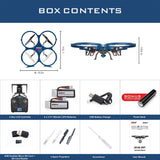 U818A WiFi FPV Drone HD Camera (REFURBISHED)