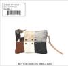 The Breckenridge Button Hair Bag