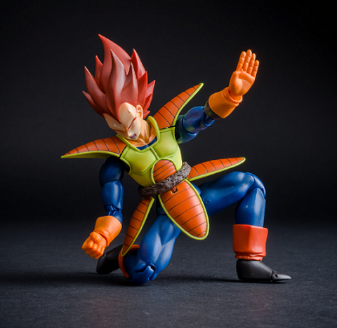 Vegeta sh figuarts action figure