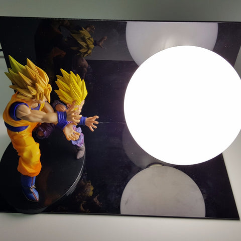 dragon ball z lamp