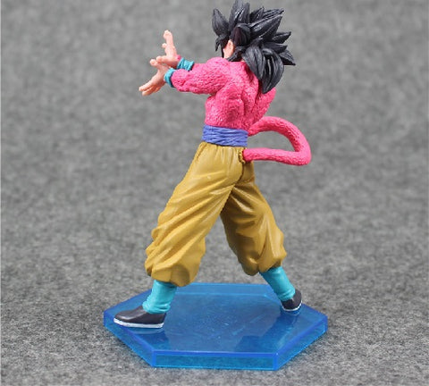 Super saiyan 4 action figure