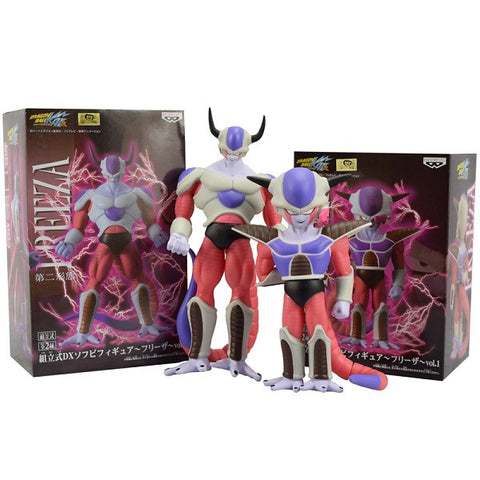 Dragon ball z Lord Freeza form 1 and 2