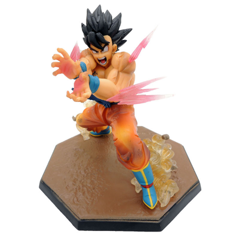 Goku Kaioken action figure - Dragon ball z Merchandise